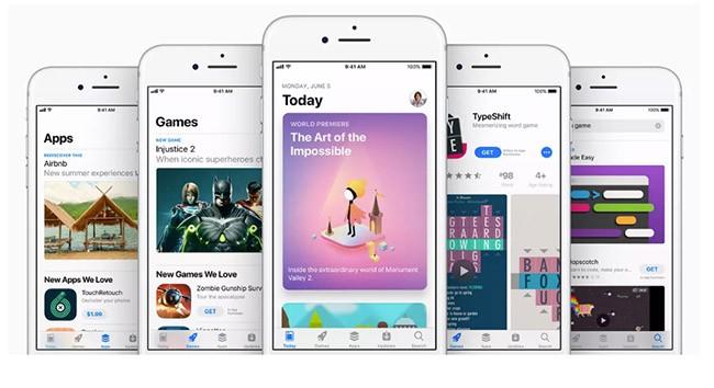 Apple tung ra iOS 11 với nhiều cải tiến đáng giá ảnh 6
