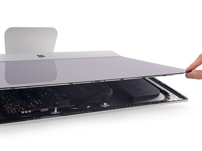 """""""Mổ bụng"""" iMac 2017 màn hình 21,5 inch Retina 4K ảnh 2"""