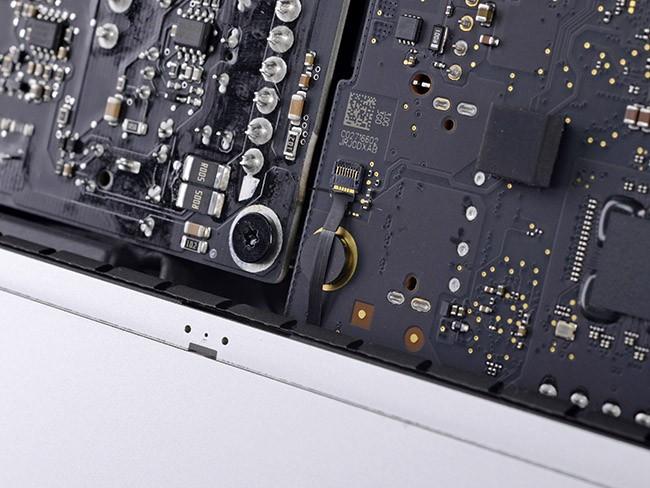 """""""Mổ bụng"""" iMac 2017 màn hình 21,5 inch Retina 4K ảnh 5"""