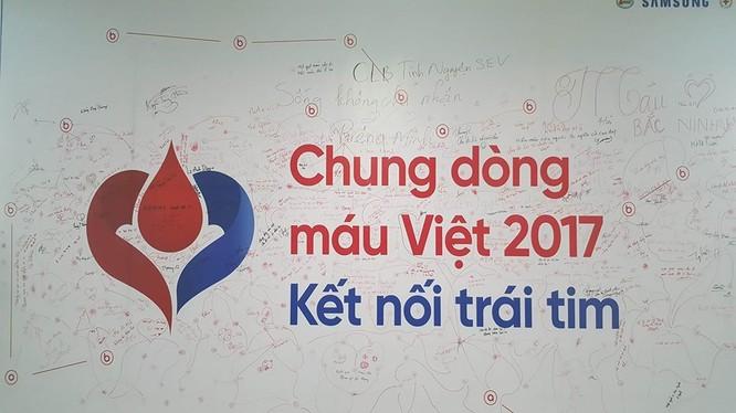 Samsung Việt Nam phát động chương trình hiến máu nhân đạo lần thứ 8 ảnh 5