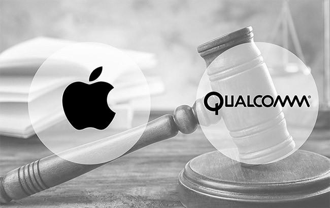 """Qualcomm và Apple tiếp tục """"đấu đá"""": có gì mới? ảnh 1"""