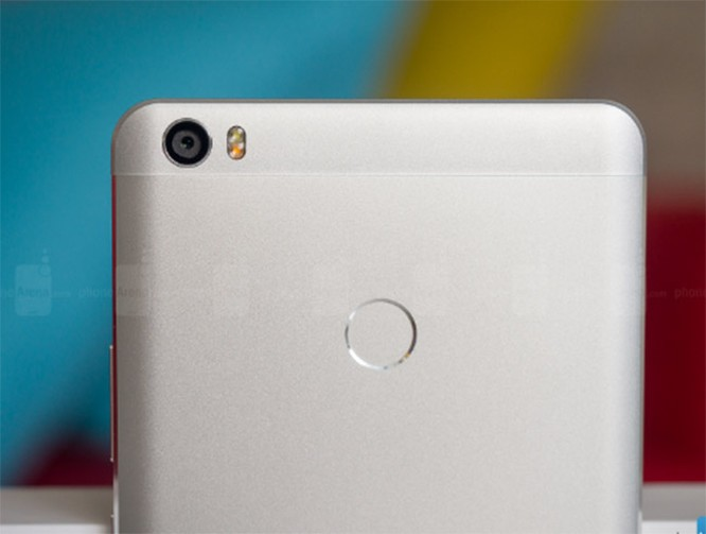 Xiaomi Mi Max được cập nhật Android 7.0 ảnh 2