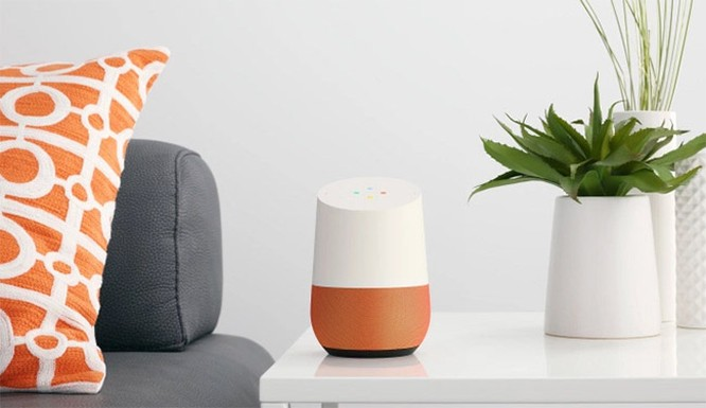 Loa thông minh Google Home tốt gấp 6 lần Amazon Echo ảnh 1