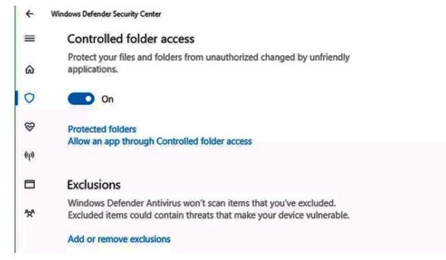 """Windows 10 sẽ sớm """"cách ly"""" các file quan trọng trong máy tính ảnh 1"""