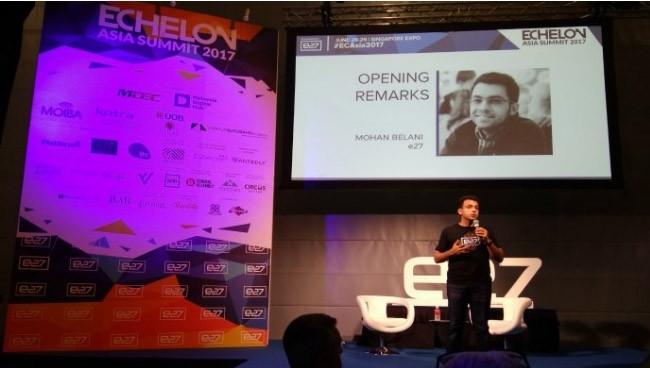 Startup Việt nhận giải thưởng trị giá 200 nghìn USD tại Echelon Asia Summit 2017 ảnh 1