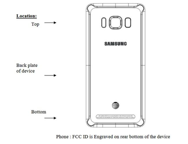 Galaxy S8 Active đạt chứng nhận FCC, độ bền đạt chuẩn quân đội Mỹ ảnh 1