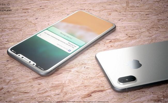 iPhone 8 màu trắng nhìn sẽ như thế nào? ảnh 1