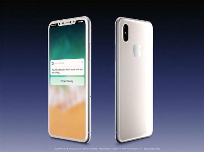 iPhone 8 màu trắng nhìn sẽ như thế nào? ảnh 2