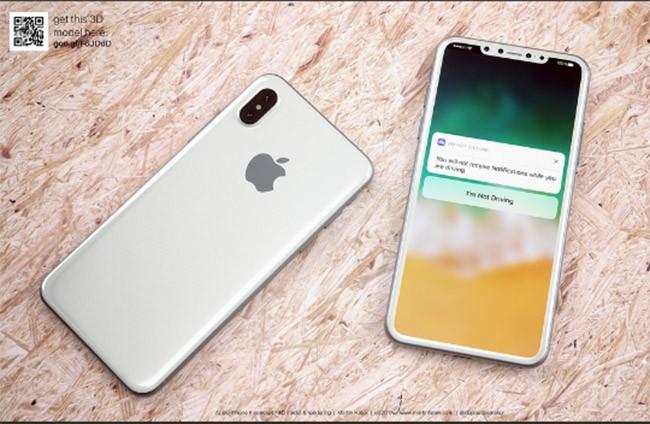 iPhone 8 màu trắng nhìn sẽ như thế nào? ảnh 3