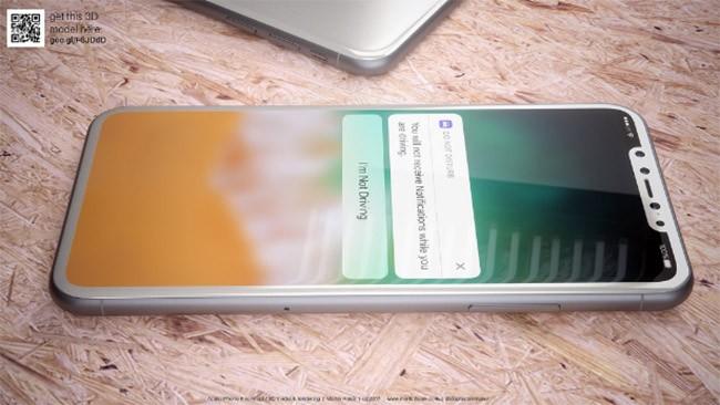 iPhone 8 màu trắng nhìn sẽ như thế nào? ảnh 4