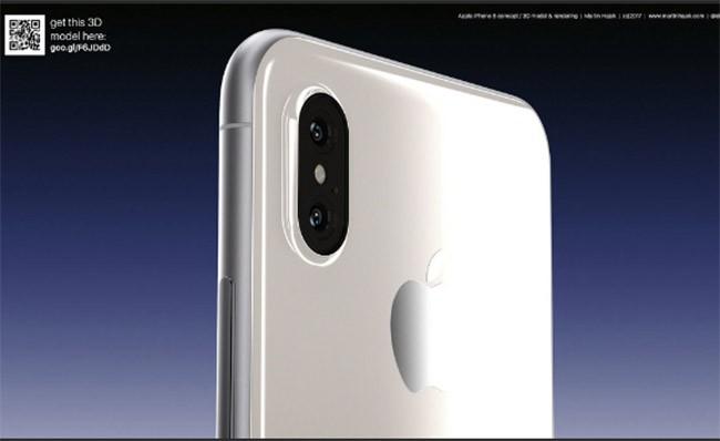 iPhone 8 màu trắng nhìn sẽ như thế nào? ảnh 6