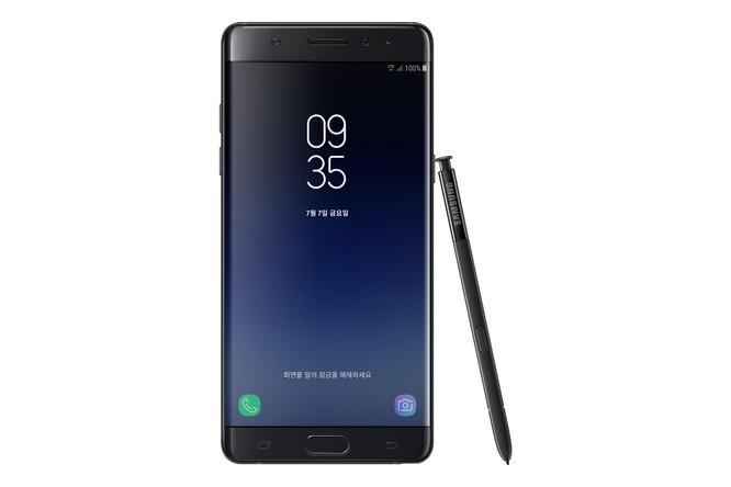 Note 7 trở lại thị trường với giao diện S8 và trợ lý Bixby ảnh 2
