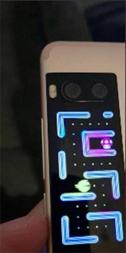 Có thể chơi Pac Man trên màn hình phụ của Meizu Pro 7 ảnh 1