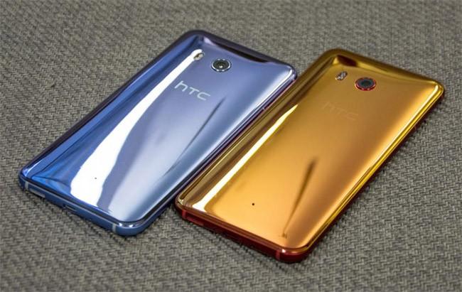 HTC đã có lãi nhờ mẫu điện thoại U11 ảnh 1