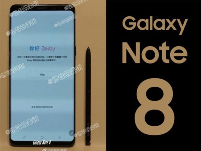 Galaxy S8 tiêu thụ chậm đẩy Note 8 lên kệ sớm ảnh 1