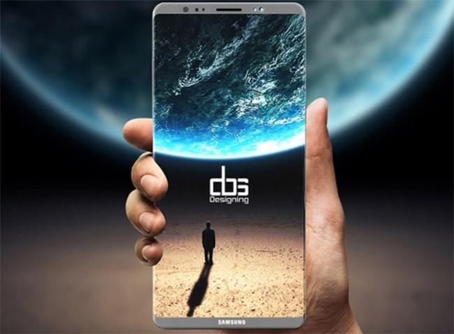 Galaxy Note 8 được ra mắt vào 23/8 ảnh 1