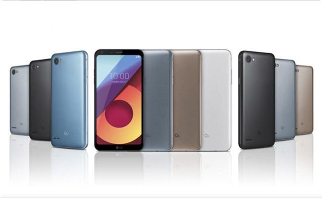 LG ra mắt 3 phiên bản Q6 với công nghệ màn hình Full Vision ảnh 1