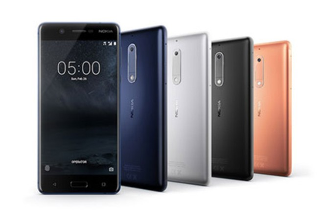 Rò rỉ thông tin về vi xử lý của Nokia 2, 7, 8 và 9 ảnh 1