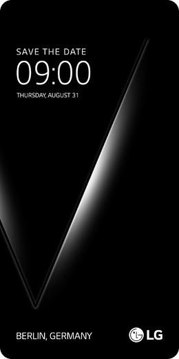 Đã biết ngày ra mắt chính thức của LG V30 ảnh 1