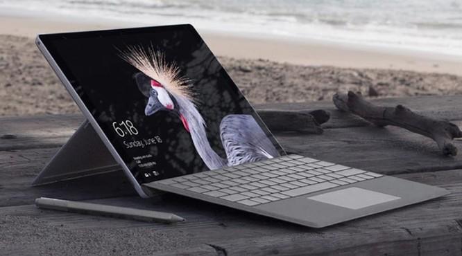 """Máy tính bảng Surface Pro 2017 dính lỗi """"ngủ đông"""" ảnh 1"""