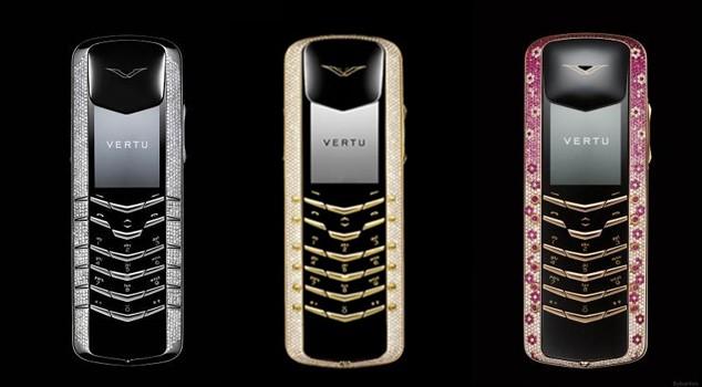 Thương hiệu điện thoại siêu sang Vertu sụp đổ vì nợ nần ảnh 1