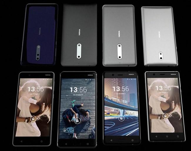 Nokia 8 cao cấp sẽ ra mắt sớm, giá dưới 600 USD ảnh 1