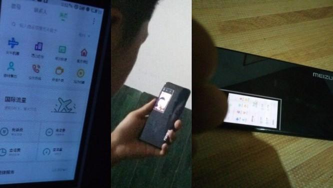 Điện thoại 2 màn hình Meizu Pro 7 ra mắt vào 26/7 ảnh 1