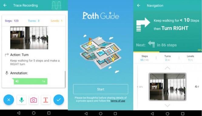 Microsoft ra mắt ứng dụng chỉ đường không cần GPS và Wi-Fi ảnh 1