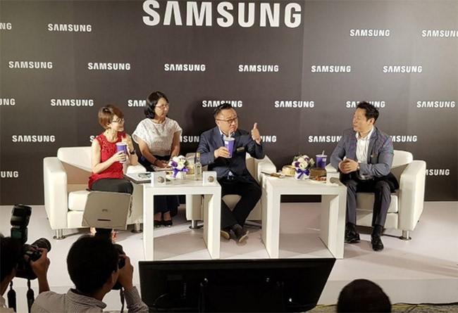 CEO Samsung phủ nhận S8 bán chậm hơn S7 ảnh 1