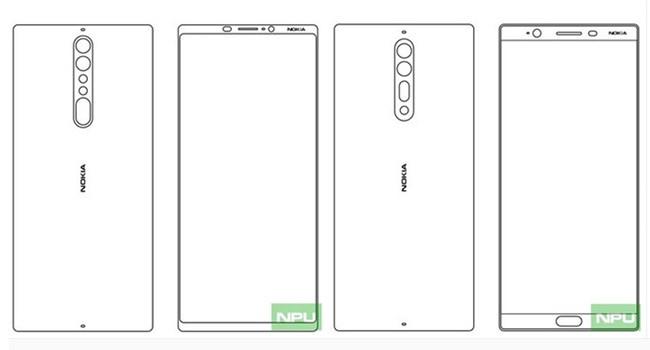 Nokia 8 và Nokia 9 là một hay hai sản phẩm riêng biệt? ảnh 1