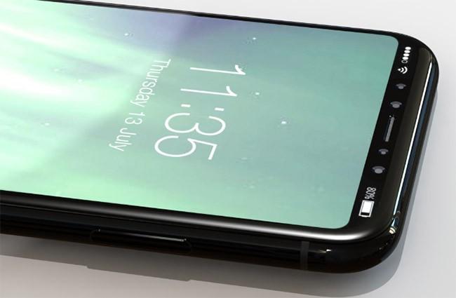 Hãng sản xuất bao da hé lộ hình ảnh iPhone 8 với viền dày 4 mm ảnh 1