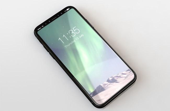 Hãng sản xuất bao da hé lộ hình ảnh iPhone 8 với viền dày 4 mm ảnh 3
