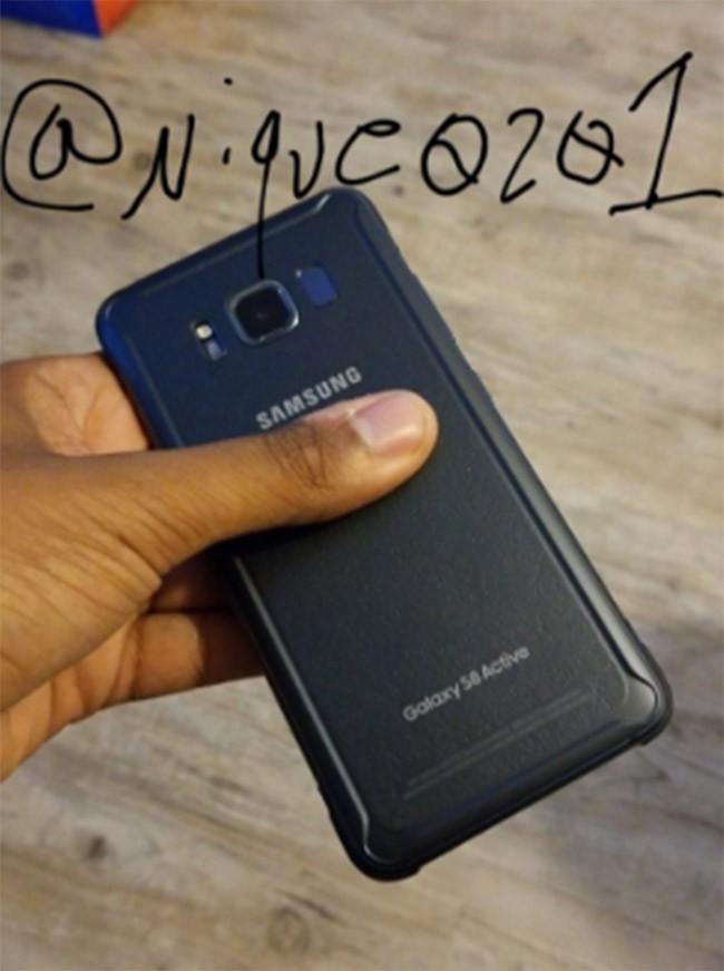 """Galaxy S8 Active lộ ảnh """"sống"""" ảnh 2"""