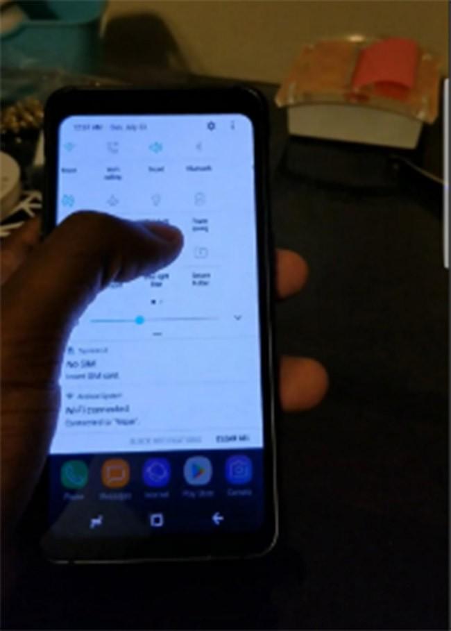 """Galaxy S8 Active lộ ảnh """"sống"""" ảnh 4"""