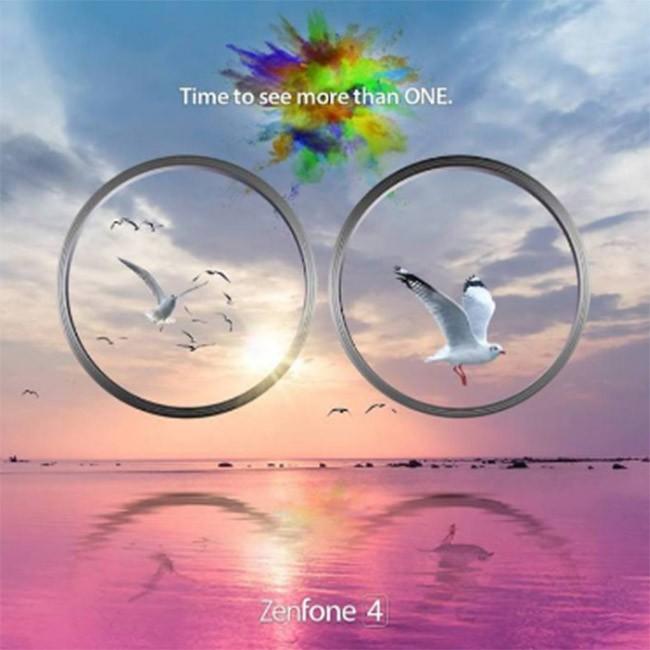 Asus tung ảnh quảng cáo, sẵn sàng ra mắt dòng ZenFone 4 ảnh 2