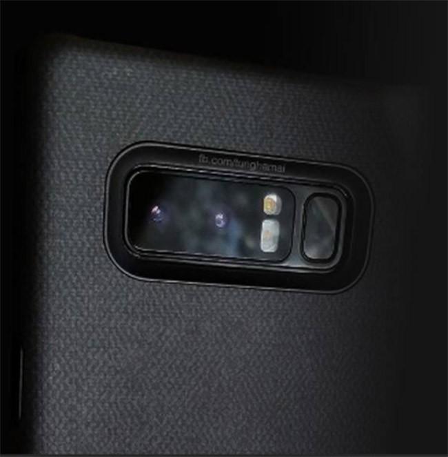 Sẽ có Galaxy Note 8 phiên bản Đế vương? ảnh 4