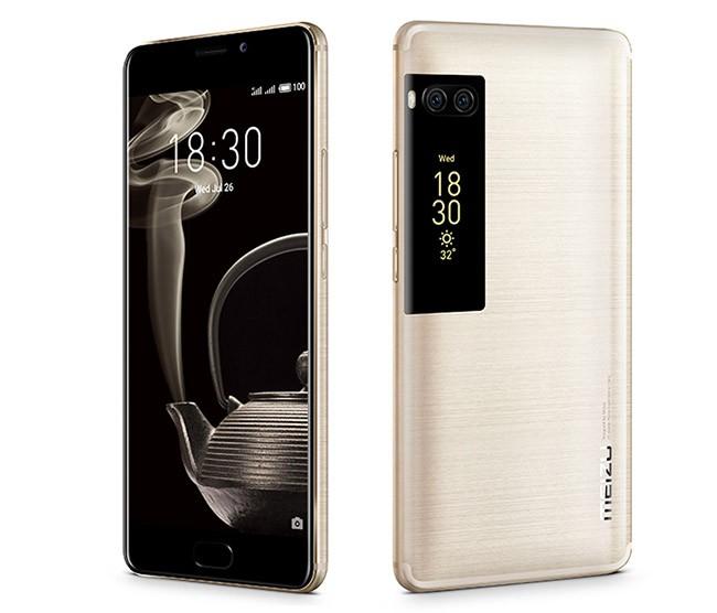 Meizu chính thức ra mắt điện thoại hai màn hình ảnh 1