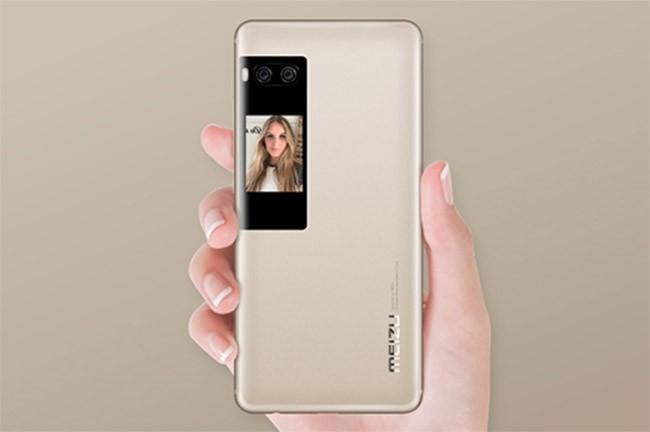 Meizu chính thức ra mắt điện thoại hai màn hình ảnh 2