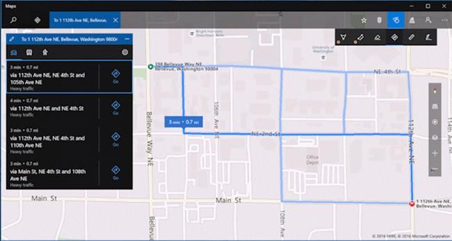 3 lý do bạn nên vẽ vào ứng dụng Windows Map ảnh 1