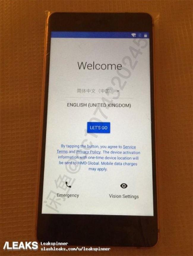 """Nokia 8 lộ ảnh trước """"giờ G"""" ảnh 2"""