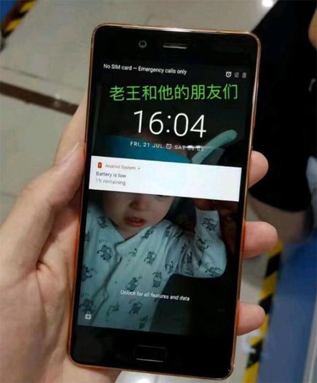 """Nokia 8 lộ ảnh trước """"giờ G"""" ảnh 6"""