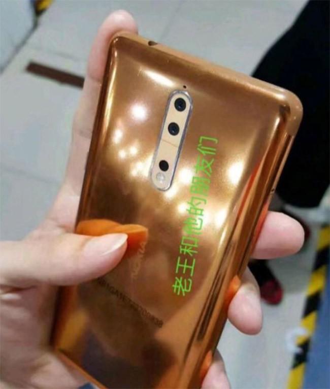 """Nokia 8 lộ ảnh trước """"giờ G"""" ảnh 7"""