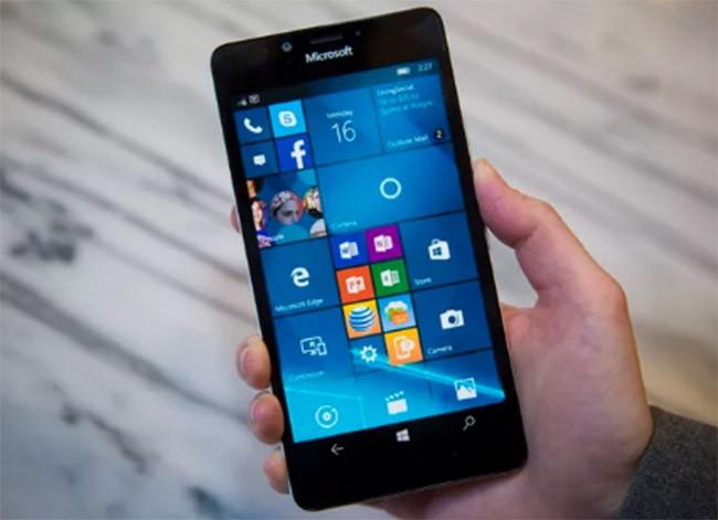 Microsoft quyết định từ bỏ điện thoại thông minh ảnh 1