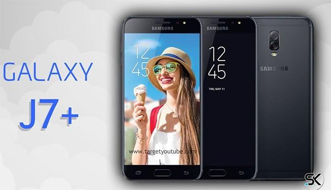 Galaxy J7+ chính thức ra mắt với camera kép, vỏ nhôm nguyên khối ảnh 1