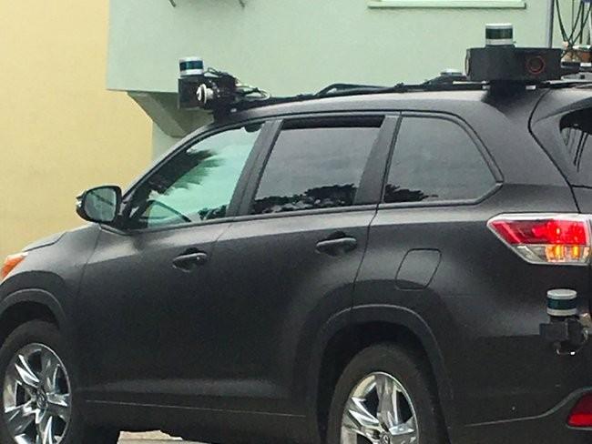 Toyota bí mật thử nghiệm xe tự lái? ảnh 6