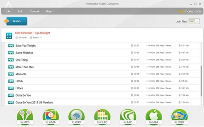 Cách chuyển đổi file âm thanh FLAC sang MP3 ảnh 1