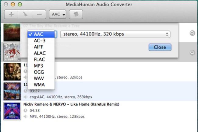 Cách chuyển đổi file âm thanh FLAC sang MP3 ảnh 4