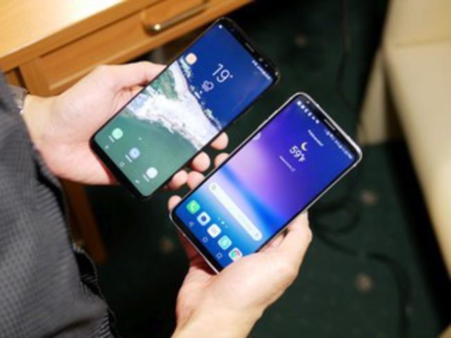 Đại chiến thiết kế Galaxy S8+ và LG V30: Bạn chọn siêu phẩm nào? ảnh 3
