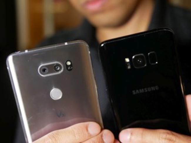 Đại chiến thiết kế Galaxy S8+ và LG V30: Bạn chọn siêu phẩm nào? ảnh 5