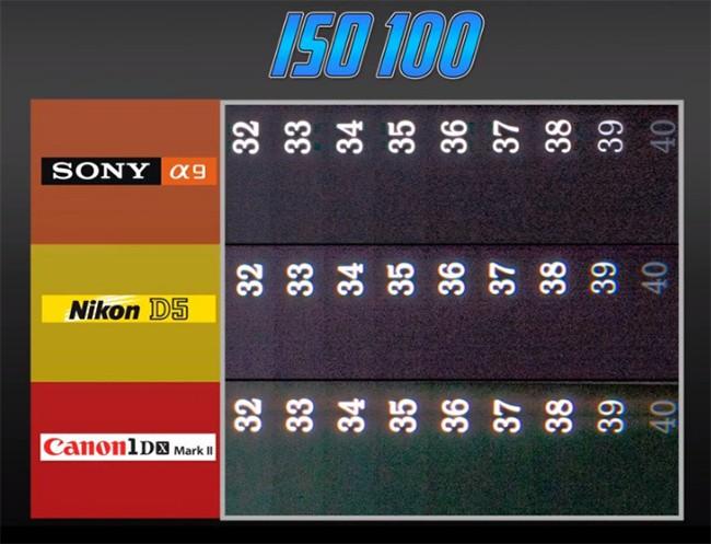 Đại chiến máy ảnh: Sony A9 với Canon 1D X Mark II và Nikon D5 ảnh 1